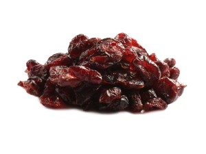 Dried cranberries